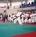 Campionati Regionali 2005 FIJLKAM - Cattolica - cad. Abel Serena 2 ° class.