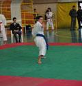 Jun. Benvenuti Giorgia  2° class.