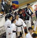 Il gruppo, dall'alto e da sinistra: Sabattini Raffaele, Gennari Silvia, Benvenuti Giorgia, Abel Serena, Abel Federico e Morotti Mikhail