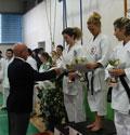 26.03.2006 Campionati Italiani 2006 FEKDA – Padova – Katà: Sen. Del Bianco Cinzia 1° class. (Campionessa Italiana Stile Shotokan)