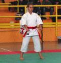 Cad. Facchini Laura  1° class. (campionessa regionale 2008 - FIJLKAM)