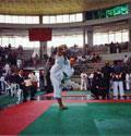 Campionati Regionali 2005 FIJLKAM - Cattolica - cad. Facchini Laura 1° class.