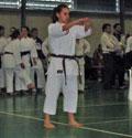 26.03.2006 Campionati Italiani 2006 FEKDA – Padova – Katà: Cad. Facchini Laura 1° class. (Campionessa Italiana Stile Shotokan)