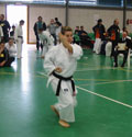 26.03.2006 Campionati Italiani 2006 FEKDA – Padova – Katà: Jun. Facondini Noemi 5° class.