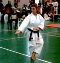 18.02.2007 Qualificazione Campionati Italiani a Cattolica - Campionati Regionali - Katà (FIJLKAM): cad. Facchini Laura 2° class.