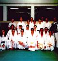 Foto di gruppo 2000/2001.