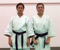 Francoise Balducci e Cinzia Il Grande