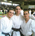 26.02.2006 Carpi (MO) - Giorgia, Mara e Laura