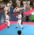11-03-2007 Campionati Italiani Verona (Fekda): Kumité - Cad. Morotti Mikhail 8-avi.