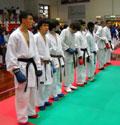 Brescia Campionati Italiani - Kumite - Finalisti