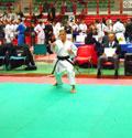 Brescia Campionati Italiani - Kata - Abel Serena
