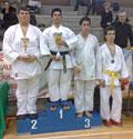 Modena (Carpi) - Qualificazione per i Campionati Italiani - Vanzolini Marco - Kumite: 1° classificato