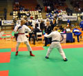 Karate World Championship 2010 - Kumite - <u>Morotti Mikhail</u>, Gabbanini Enrico e Vanzolini Marco
