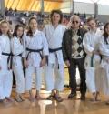 Alice Passeri, Alice Parma, Jessica Rossi, Abel Federico, M° L. Sabbatini,Giulia Piselli, Amanda Romito