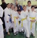 Amanda, Hannet, Alice, Onda, romeo, Mattia e Riccardo
