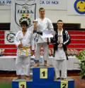 Brescia 20.02.2011 - Gabbanini Enrico - Podio - Kumite Nippon 2° classificato / Kumite Sanbon 4° classificato