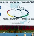 3rd Karate World Championship Verona 2013