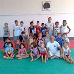 Centro estivo di Karate 2012