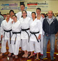 Brescia Campionati Italiani - foto di gruppo
