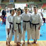 Gare di Karate 2013