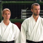 Laura Masi - 2° Dan e Luca Filippini - 3° Dan