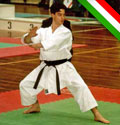 Leardini Francesco - Campione Italiano 1998 - Pluricampione Regionale e italiano Fijlkam (Coni) - Azzurro dal 1997 al 2002
