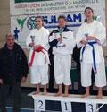Cad. Facchini Laura 1° class. (campionessa regionale 2008 - FIJLKAM 10.02.2008